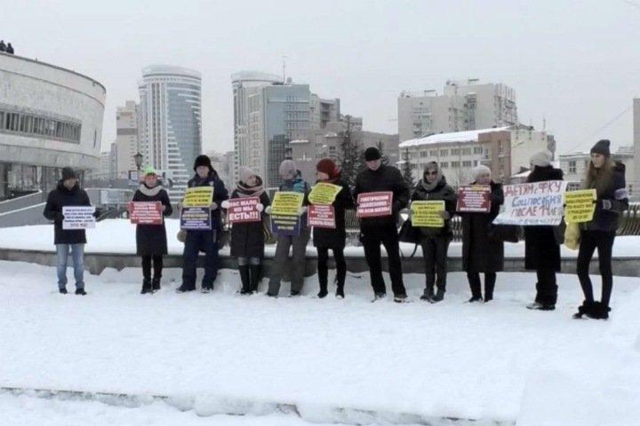 Новосибирцы потребовали от властей обратить внимание на редкую болезнь