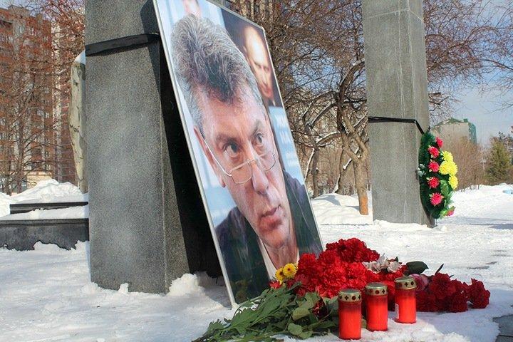 Новосибирский митинг памяти Немцова: «К нам вернулись пытки и политические заключенные»