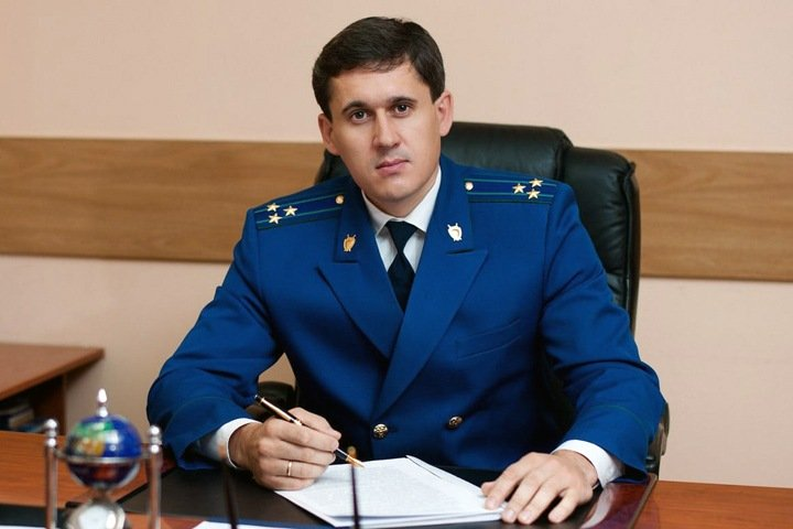 Новосибирский транспортный прокурор ушел на повышение
