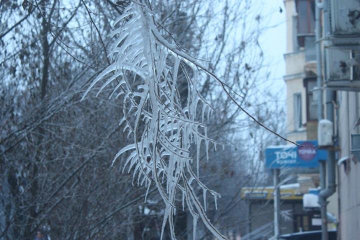 Синоптики предупредили о ледяном дожде и метелях в Алтайском крае