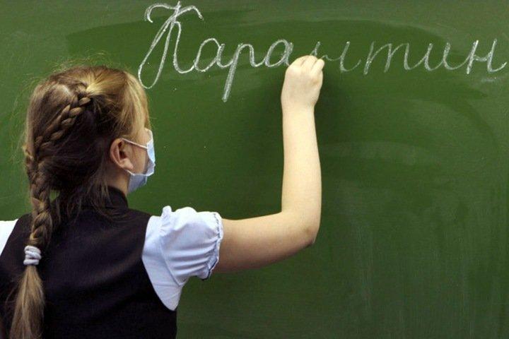 Школы в Иркутской области закрыли на карантин из-за инфекции