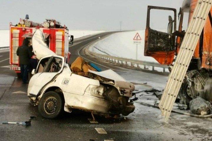 Трое погибли в страшном ДТП в Иркутской области