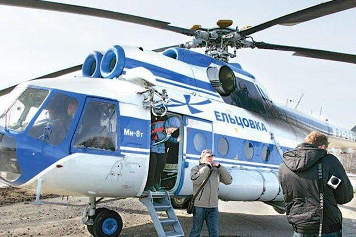 Новосибирское правительство заказало полеты на вертолете за 3,8 млн рублей
