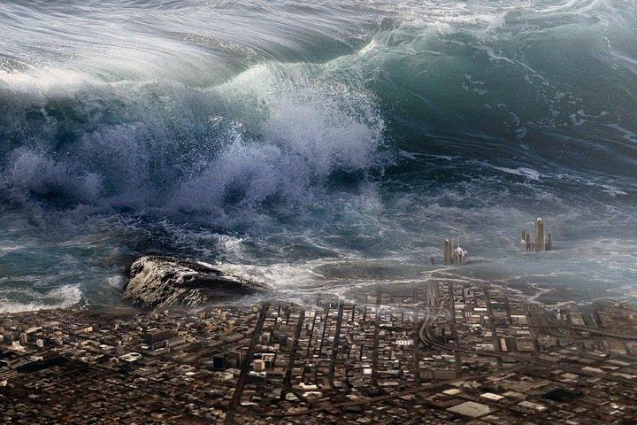 Ученые нашли новое явление в океане. Его могут использовать для предупреждения цунами