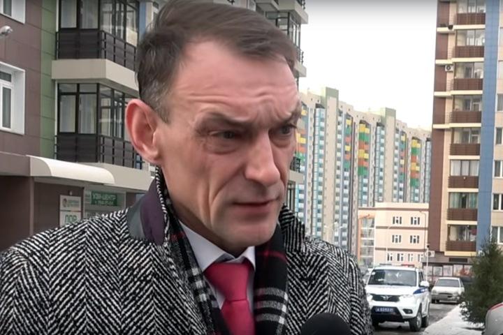 Попавший под машину помощника Быкова сотрудник ГТРК: «Пока мы не сделаем свою работу, нас отсюда не выпустят»