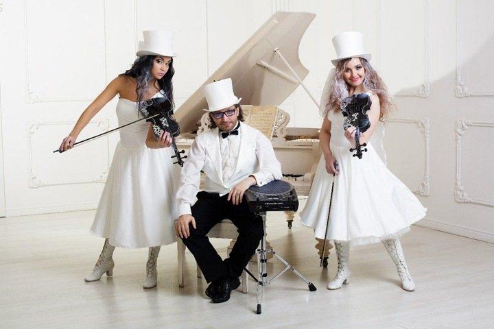 Ударно-скрипичное шоу ULTRA даст уникальный концерт