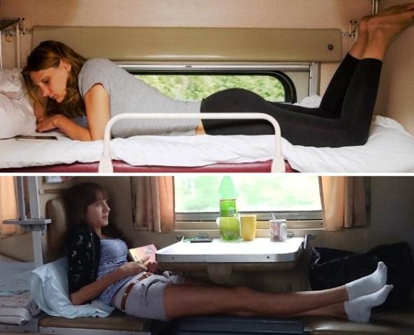 Как будут мирить пассажиров верхних и нижних полок?