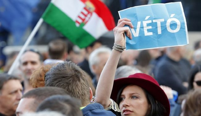 Венгрия будет блокировать саммит НАТО-Украина