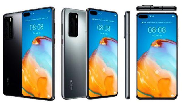 Чем хороши новые смартфоны Huawei линейки P40