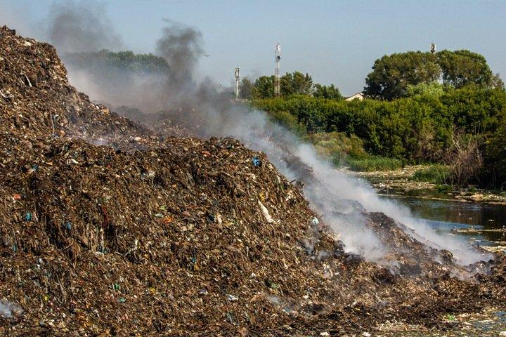 Сортировочные комплексы запустили на крупнейшем мусорном полигоне Новосибирска