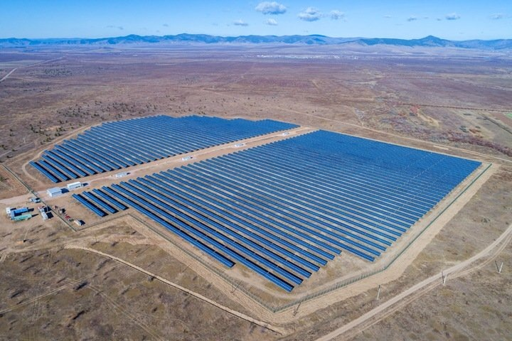 «Хевел» построит новые солнечные станции в двух регионах Сибири