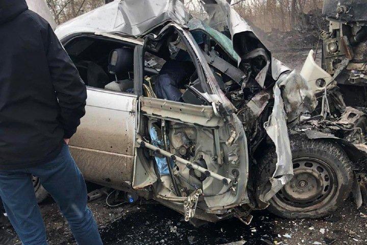 Трое погибли в ДТП с междугородним автобусом в Кузбассе