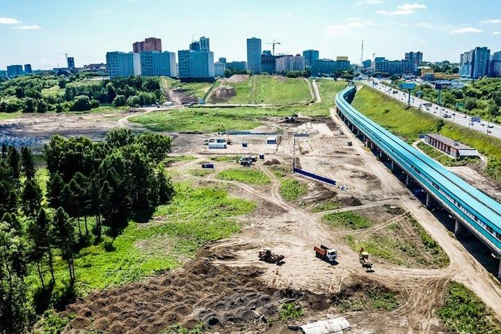 Как Новосибирск раздаривает землю под застройку