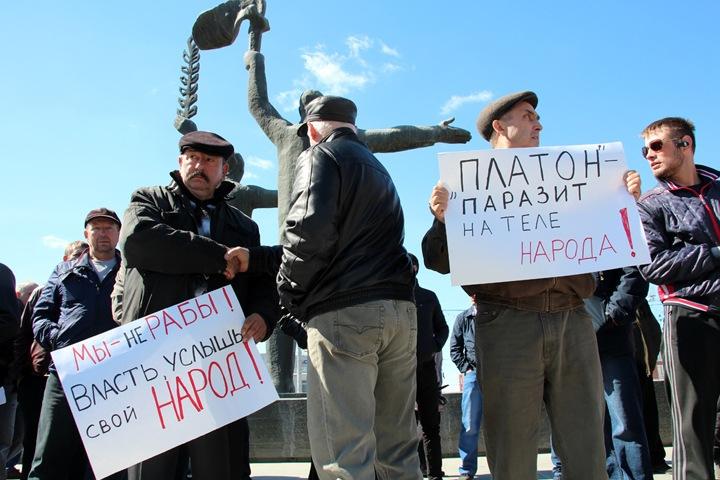 Сибирские перевозчики пожаловались на компанию Ротенберга в Минтранс