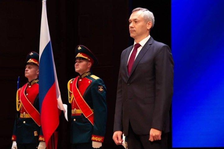 Новосибирский губернатор призвал «обеспечить достойный уровень поддержки» путинских поправок в Конституцию