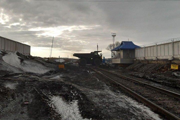 Охрана угольной компании пыталась задержать журналистку Тайги.инфо в Киселевске