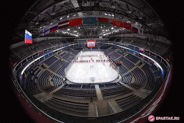 Хоккейная «Сибирь» будет играть гостевые матчи второго раунда плей-офф КХЛ без зрителей
