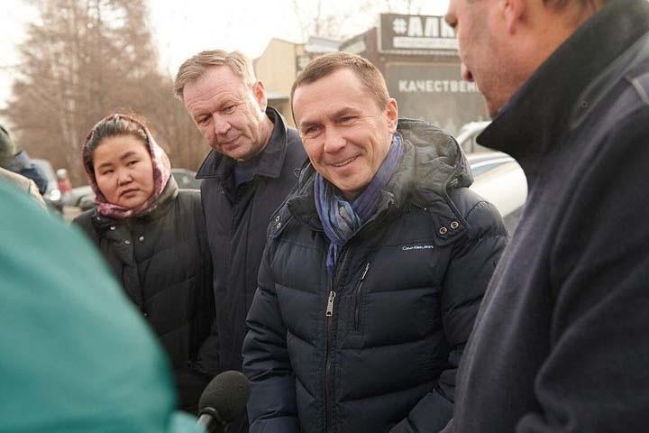 Мэр Иркутска уходит в региональное правительство