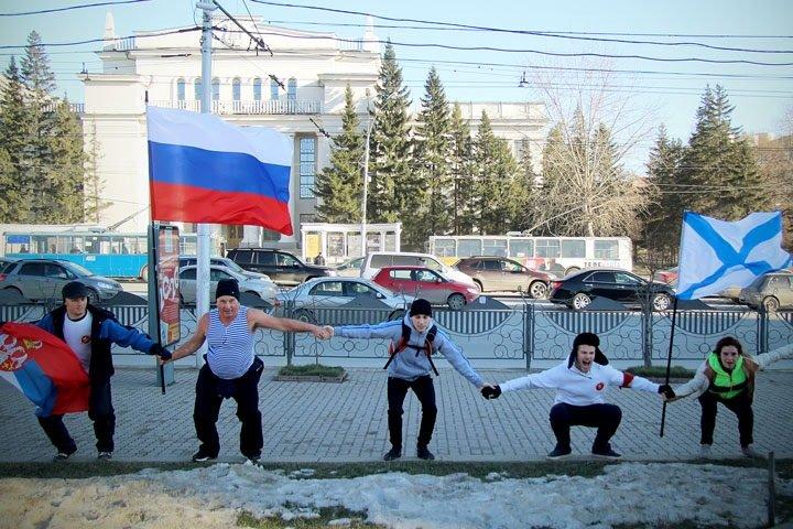 Красноярские власти заказали сюжеты о «духовном самосознании русских»