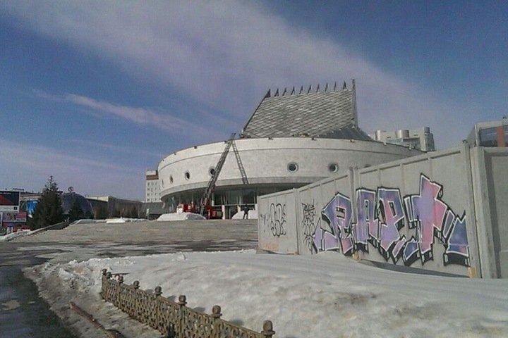 Более 500 человек эвакуировали из новосибирского театра