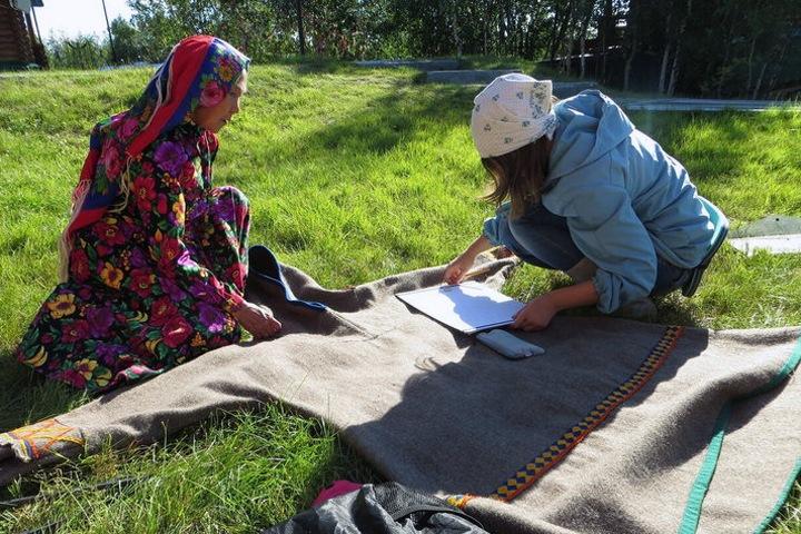 Традиции сибирских кочевников помогут создать одежду для Арктики
