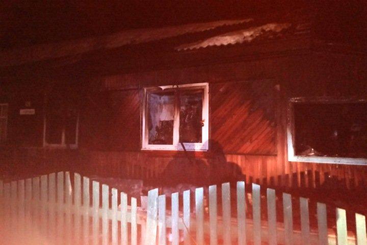 Иркутский СК завел дело после гибели четырех детей при пожаре