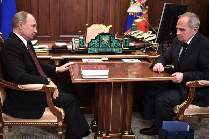 Конституционный суд назвал законным обнуление сроков Путина