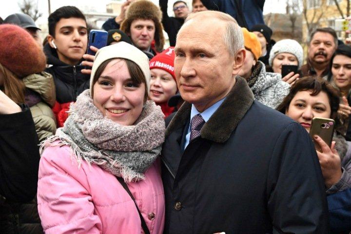 Видео об обнулении сроков Путина собирает телеканал из Новосибирска