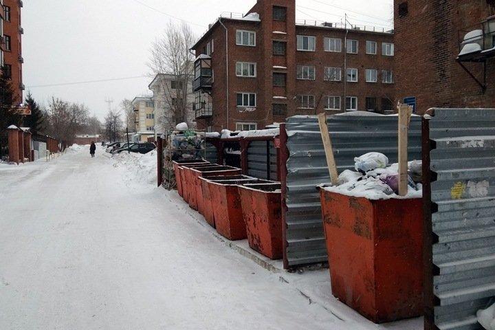 «Экология-Новосибирск» обвинила компанию мэрии в «серых перевозках» мусора по сниженным тарифам