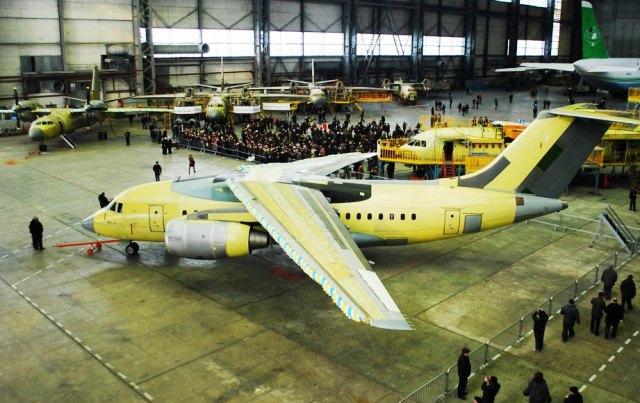 Сможет ли Зеленский спасти авиапром Украины
