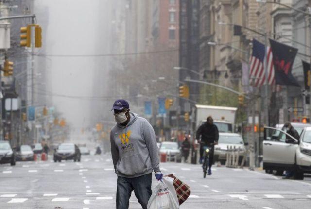 США на пороге экономической катастрофы – виноват коронавирус