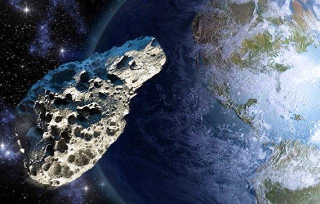 Астрономы рассказали о летящем к Земле астероиде