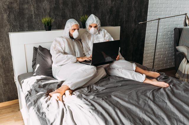 Дом с инфекциями. Чем можно заболеть на карантине?