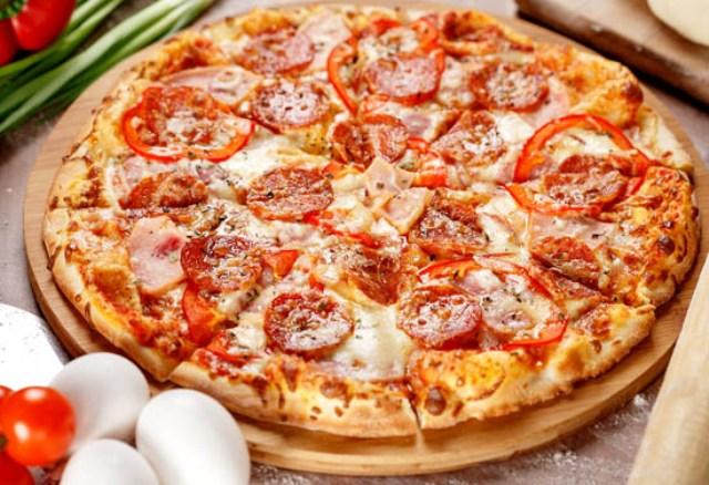 Ее Величество Пицца