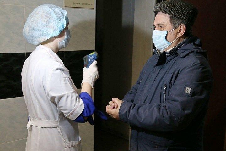 Число зараженных коронавирусом в Сибири превысило 1800