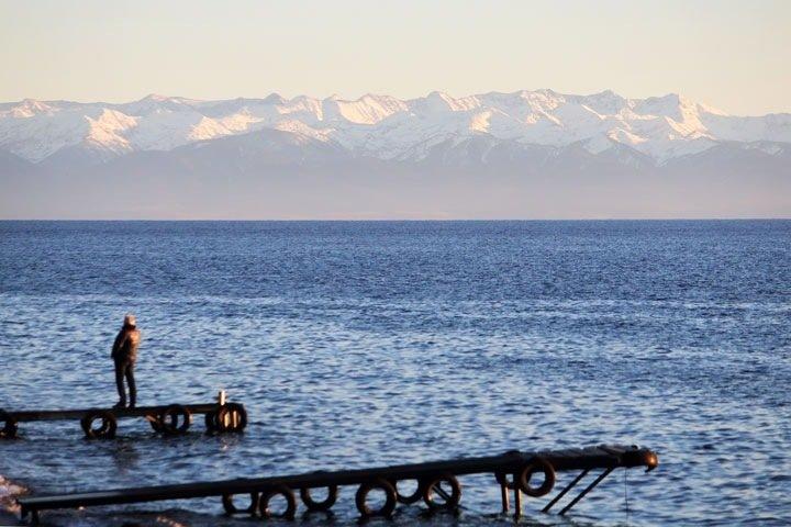 Байкальский рекорд и тайна алтайского банкира. Сибирь за неделю