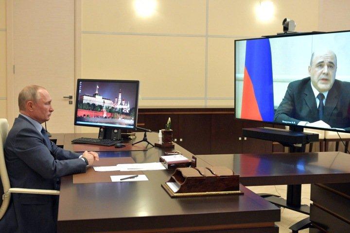 Премьер-министр России заразился коронавирусом