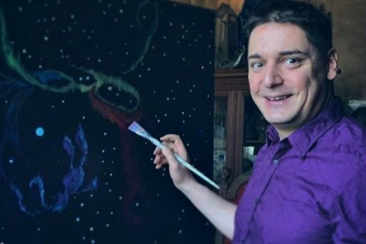 Сибирские школьники смогут учиться у знаменитого художника и создать космическую инсталляцию