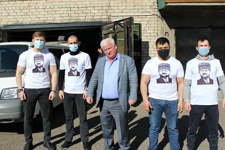 Кадыров прислал в Забайкалье продуктовые наборы