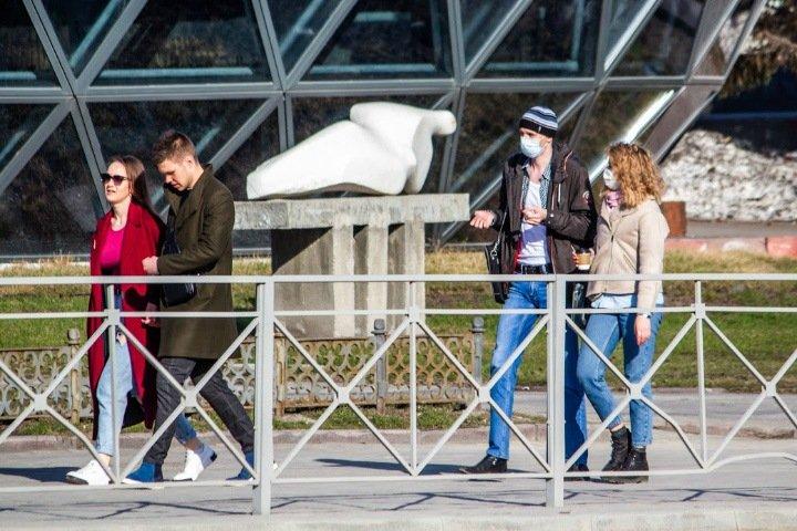 СК пригрозил уголовными делами за прогулки по Новосибирску