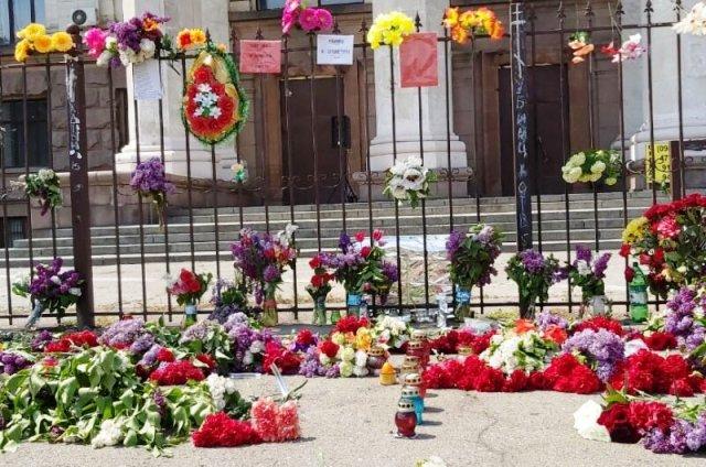 Как Украина расследует трагедию 2 мая в Одессе