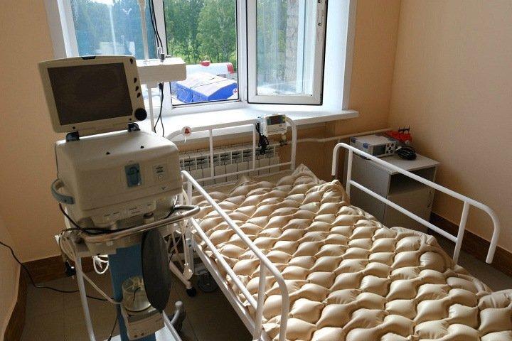 Заболеваемость пневмонией в Новосибирской области выросла почти на 40%