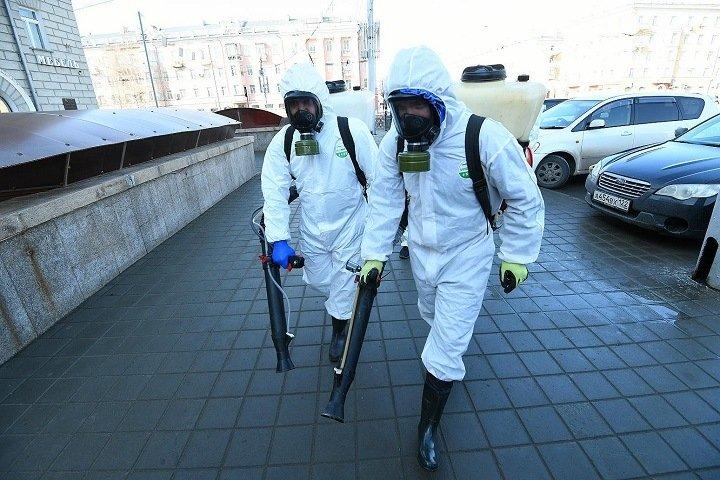Федеральный оперштаб не внес в статистику трех умерших от коронавируса на Алтае