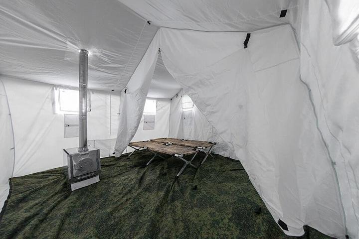 ЦИК подтвердил планы на голосование по Конституции в палатках
