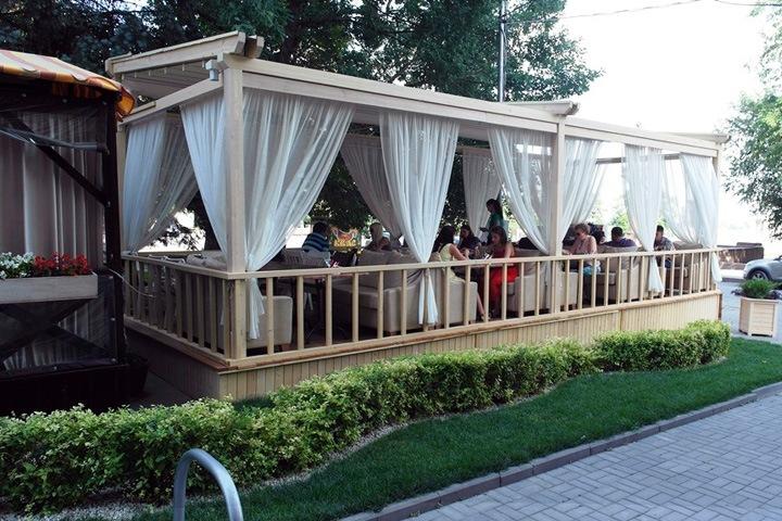 Летние кафе и бары открылись в Новокузнецке