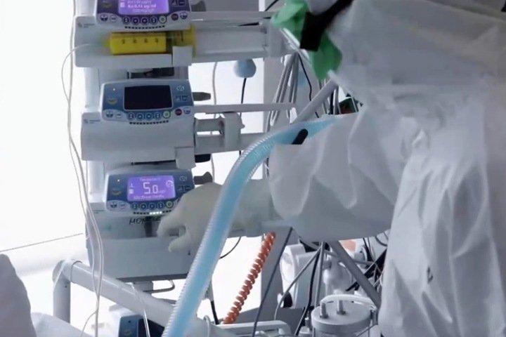 Двенадцать красноярцев с коронавирусом умерли