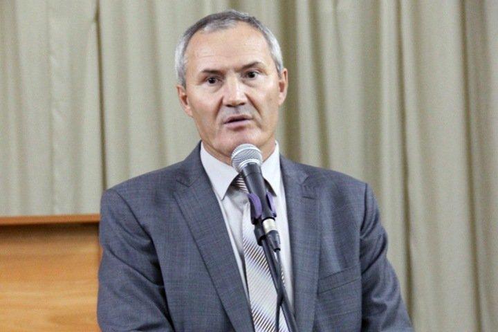 Глава Краснозерского района подал в отставку
