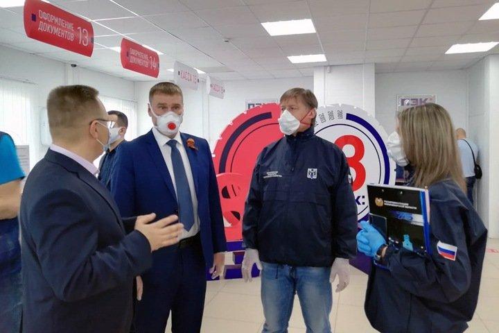 Кому разрешили работать в Новосибирске с 12 мая
