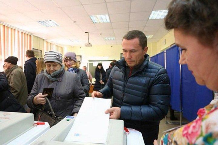 Вице-губернатора Бердникова сняли с поста главы иркутской «ЕР»