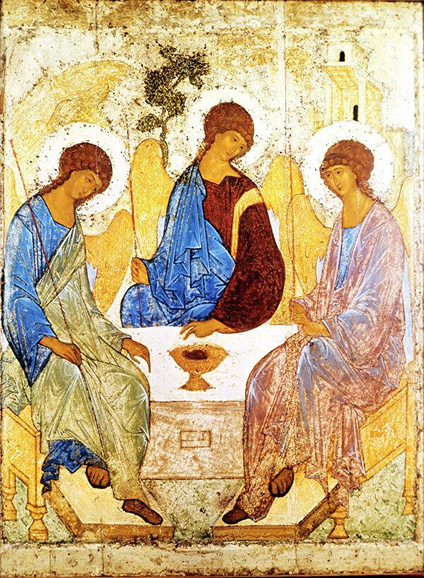 ПресвятаяТроица: так Бог один или три? И откуда Церковь это знает?»